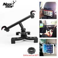 Soporte de soporte para tableta de asiento trasero de coche de alta calidad soporte de soporte para teléfono tableta soporte para tableta de 8-11 pulgadas /GPS para envío directo