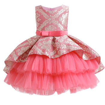 Flower  Vintage Embroidery Dress 5