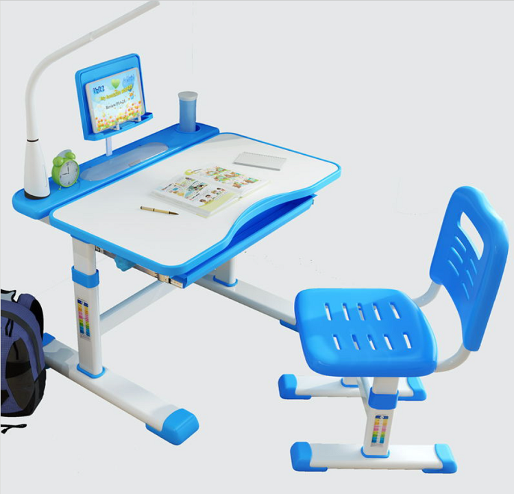H1 Children's Study Desk, Home Desk, Writing Desk Chair Set For Elementary School Students Simple Desk And Chair Boys And Girls