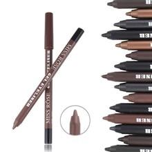 Eye Make Up Waterproof Makeup Eyeliner Pencil Easy To Wear Long Lasting Makeup Cosmetics Eyes Pencil Eye Beauty Eyeliner