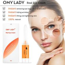 High Quality Eye Cream Instant Remove Eyebags Firming Eye Anti Puffiness Dark Circles Under Eye Anti Wrinkle Anti Age Eye Care