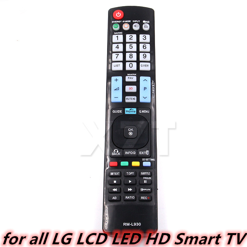 Universal TV Remote Control For LG AKB73615303 AKB72915235 AKB72914276 AKB72914003 AKB72914240 AKB72914071 Smart 3D LED HDTV TV
