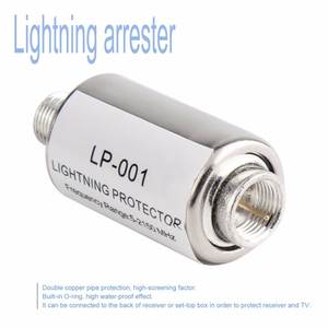 Lightning-Protection-Devices Protector Satellite Newlighting Coaxial Antenna TV 5-2150mhz