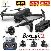 SG906 PRO2/ SG906 PRO Drone GPS 3-Achsen Gimbal 4K 5G WIFI Dual Kamera Unterstützt TF karte Drohnen Entfernung 1,2 km Flug 26 Min