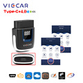 Viecar VP003 type-c 4.0 Bluetooth/USB PIC18F25K80 puce voiture outil de Diagnostic pour OBD2 OBD II/EOBD Support pour Windows/Android/iOS