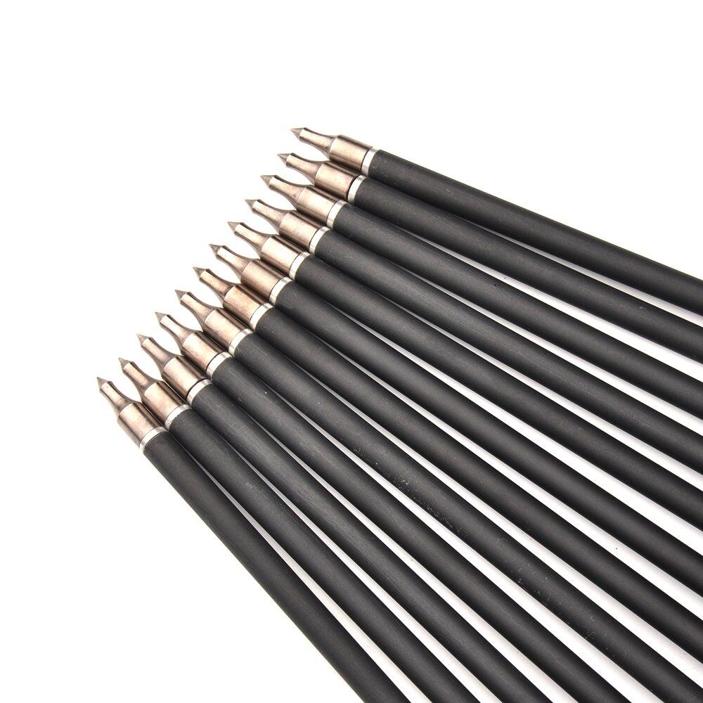 Купить стрелы из смешанного карбона диаметром 78 мм для стрельбы лука