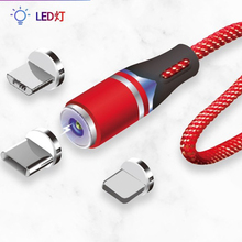 OTG magnetic data charge cable Apple iphone lightning ios Ty