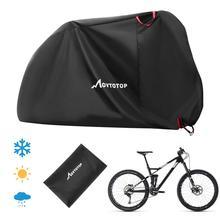 Чехол для велосипеда, водонепроницаемый Снежный чехол, защита от дождя и УФ-излучения, защита от пыли для скутера, водонепроницаемый велосипедный дождевик, пылезащитный чехол