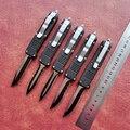 Нож для выживания военные миниатюрные тактические карманные ножи 440C Лезвие из нержавеющей стали инструменты для повседневного использова...
