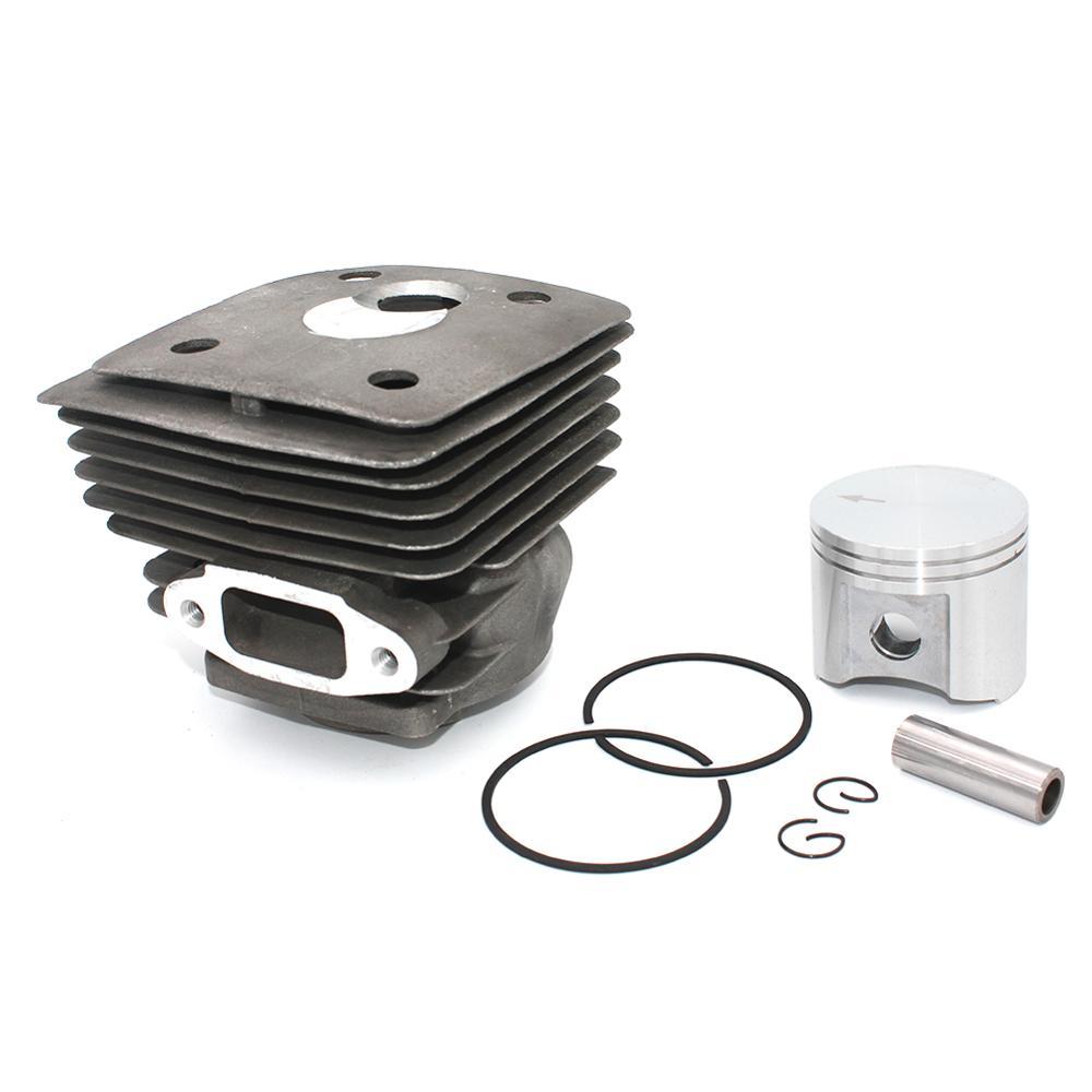 Cylinder Piston Kit 55mm for Husqvarna 385 385XP 385XPG 385 EPA 385XP EPA 390 390XP 390XPG 390 EPA 390XP EPA