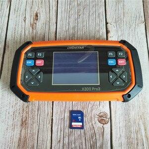Image 2 - Obdstar x300 pro3 chave mestre configuração padrão imobilizador odômetro ajuste eeprom para toyota g & h chip todas as chaves perdidas