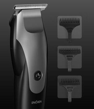 Xiaomi ENCHEN hair clipper professional cordless clipper USB charging Cutting machine hair clipper beard trimmer hair stylin 5 5