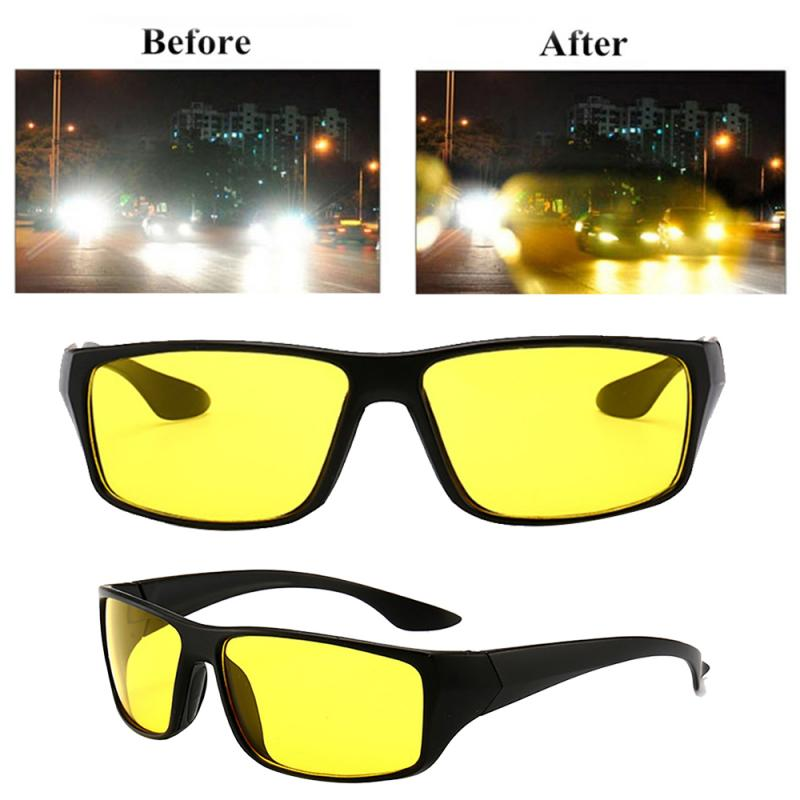 HD Night Vision Driving Glasses Polarized Driving Sunglasses Men Women Bike Bicycle Motorcycle Goggles Outdoor Riding Glasses