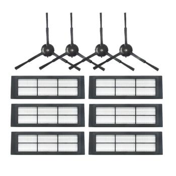 Side Brush Hepa Filter for Xiaomi Vacuum 1 & 2 Roborock S50 S51 S55 T4 T6 MI Robot Vacuum Cleaner Replacement Parts Accessories