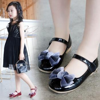 Sapato Feminino Fashion Leisure Sandals Shoes Kids Hildren Girl Flat Shoes baby Light Soft Geometric Children Princess Shoes