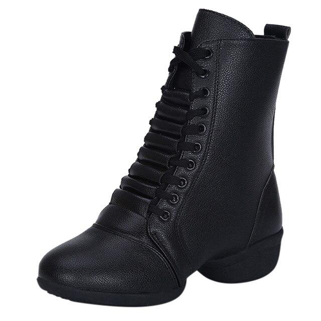 Biker Goth Boots 4