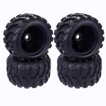 цена на 17mm Hub Hex wheel tires for Redcat Hsp Kyosho Hobao Hongnor  Team Losi GM DHK HPI 1/8 Truggy Monster Truck Truggy