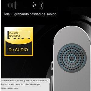 Image 5 - آلة التعلم الذكي K8 مترجم اللغة ترجمة الصوت 40 متعدد اللغات في اتجاهين الترجمة في الوقت الحقيقي