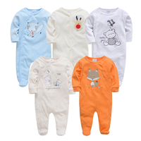 Kavkas 2020 trend 0 12m high quality baby clothing climbing suit boy cute printing climbing suit