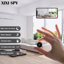 كاميرا واي فاي صغيرة IP hd كاميرا سرية صغيرة صغيرة 1080p لاسلكية videcam المنزل في الهواء الطلق XIXI تجسس