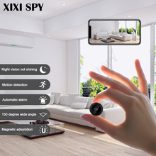 Mini macchina fotografica di wifi IP hd segreto cam micro piccolo 1080p senza fili videcam casa outdoor XIXI SPY