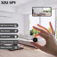 Mini wifi kamera IP hd geheimnis cam micro kleine 1080p drahtlose videcam hause outdoor XIXI SPY