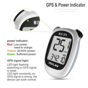 Image 3 - meilan M3 Bike GPS Computer Wireless LCD Display Speedometer Cycling Computer  Odometer Waterproof USB rechargeable