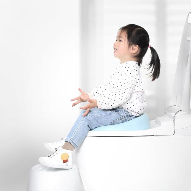 Youpin QBORN ZQ01JK 3 в 1 портативный детский унитаз сиденье для унитаза съемный унитаз тренировка для детей