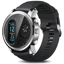T3 Pro Smart Watch Men Dual Time IP68 Waterproof Heart Rate Monitor Bluetooth Fitness Tracker Bracelet Message Push Smartwach