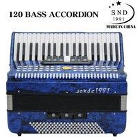 SND music 41 keys 120 bass accordion ( SND-120-3)