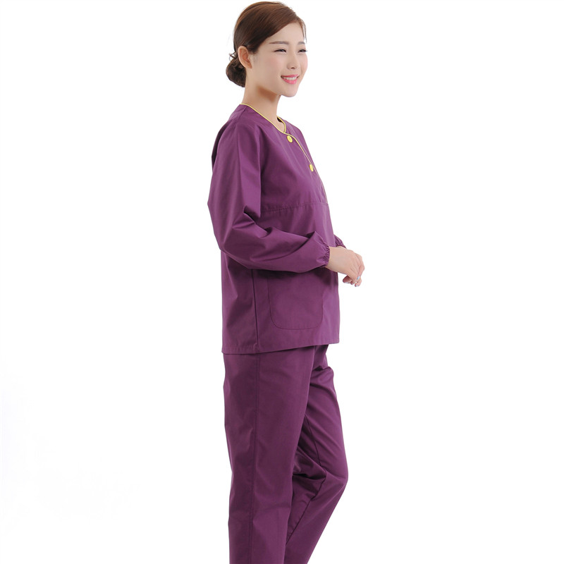 Oem Scrub Sets Medical Clothing For Doctors Medical Outfit Uniformes Hospital Women Factory Direct Sale Two Nine Discount in Women 39 s Sets from Women 39 s Clothing