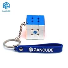 GAN330 Keychain Magic cube Gan 330 brelok magiczna kostka Gan 330 3x3x3 zabawki magiczna kostka GAN 330 mini breloczek zabawy kieszeń kostka do gry Profesjonalna kostka Rubika magia puzzle kostka rubika tanie tanio CN (pochodzenie) Z tworzywa sztucznego Mini cube 5-7 lat 8-11 lat 12-15 lat Dorośli 6 lat 8 lat 3 lat Puzzle cube