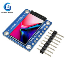 0.96 inch IPS LCD Display Module Full Color Screen ST7735S Driver SPI Serial Interface 3.3V For Arduino