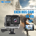 Оригинальная Экшн-камера EKEN H6S Ultra HD 4k 30fps с чипом Ambarella A12, водонепроницаемая Спортивная камера EIS go pro, 30 м, dvr