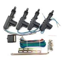범용 헤비 듀티 파워 자동차 중앙 도어록 12v 키리스 엔트리 시스템|도난 경보|자동차 및 오토바이 -