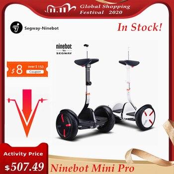 Ninebot Mini Pro-patinete aeropatín inteligente de dos ruedas, autoequilibrado, para Kit de Gokart N3 M320