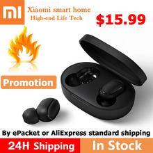 Xiaomi Redmi Airdots TWS Bluetooth Earphones Bass Stereo Noise Cancellation Earbuds