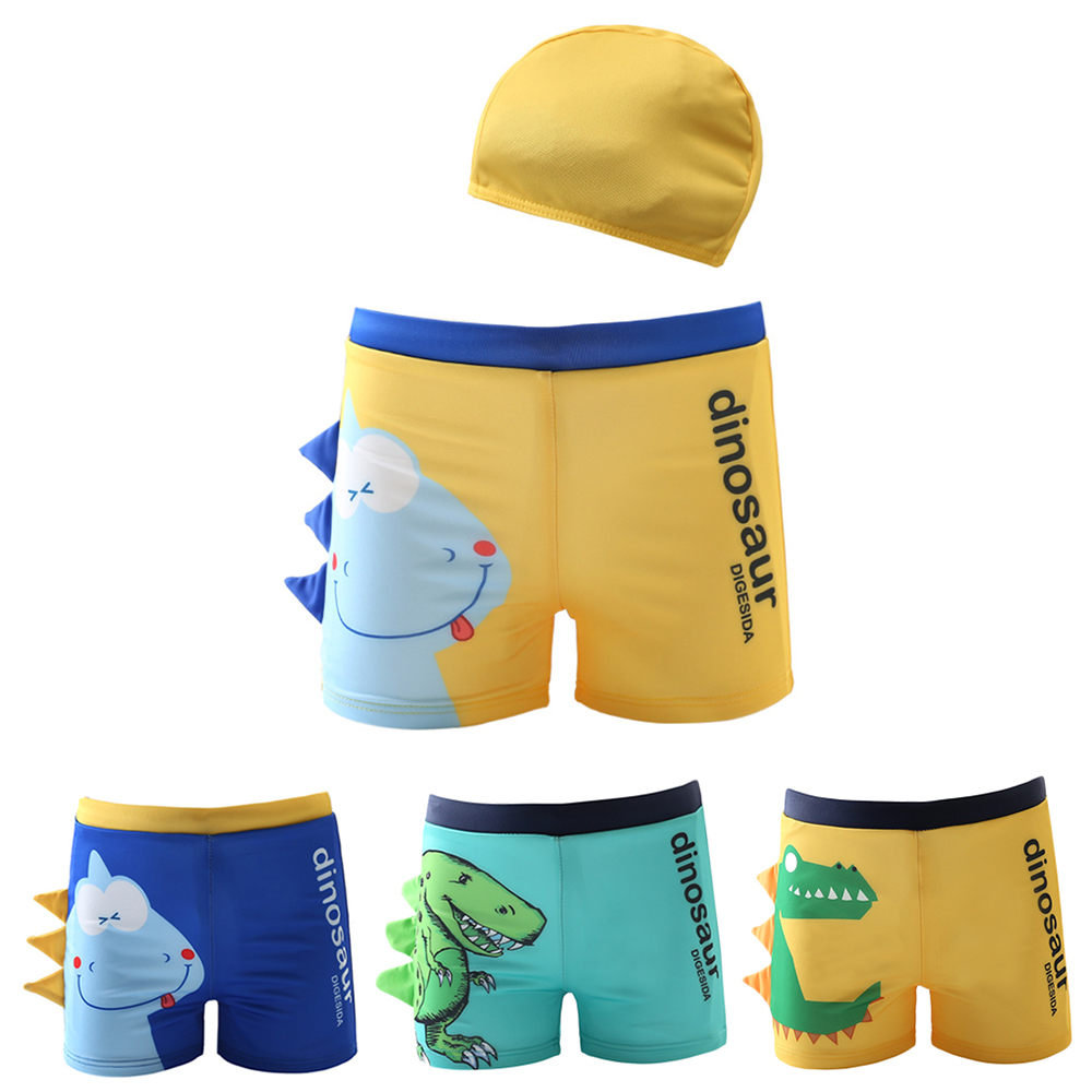FAVSPORTS Swiming Trunks Toddler Kids Beachwear Bathing-Suit Boys Summer
