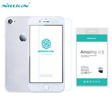 สำหรับ iPhone SE 2020 กระจกนิรภัยสำหรับ iPhone 8 7 แก้ว 2.5D 0.2mm NILLKIN H + PRO ป้องกันหน้าจอสำหรับ iPhone 8 7 Plus