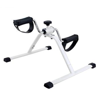 Metal Frame Pedal Exerciser Muscle Training Fully Assembled Exercise Pedals Arms Legs Trainer For Indoor Home Use