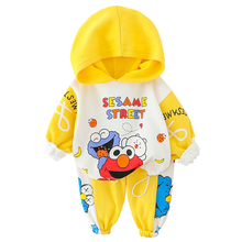 New Spring Autumn Baby Boys Girls Clothes Children Cotton Hooded Jacket Pants 2Pcs/sets Toddler Fashion Costume Kids Tracksuits spring autumn baby clothes suit children boys girls cartoon pattern hooded toddler fashion casual clothing kids outing costume