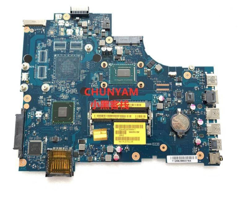 VAW11 LA 9102P REV: 1,0 FÜR Dell Inspiron 17 3721 5721 Laptop Motherboard CN 0N9G7X 0N9G7X I7 3537U CPU mainboard original-in Ladegeräte aus Verbraucherelektronik bei