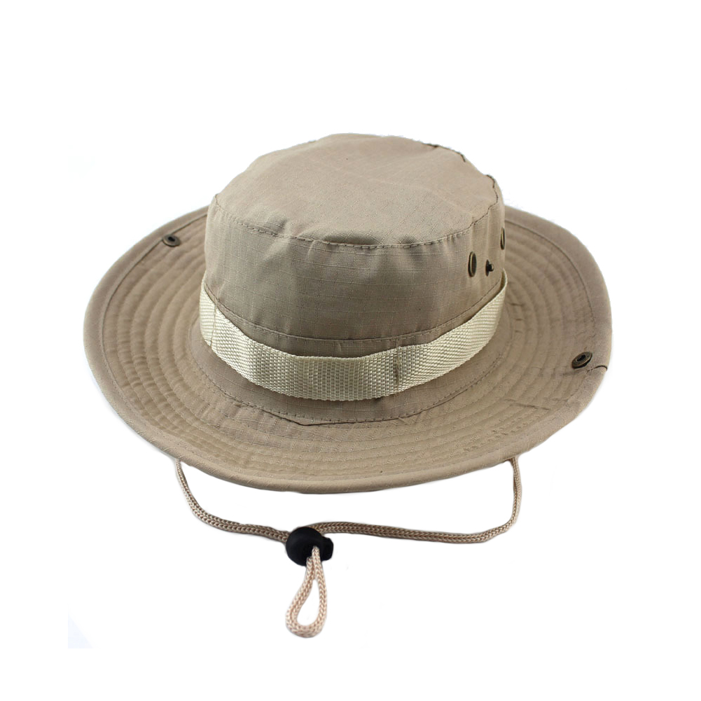 Unisex Bucket Hats Jungle Military Camouflage Bob Camo Bonnie Hat Fishing Barbecue Cotton Mountain Climbing Hat #0523