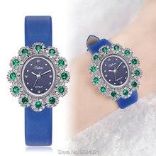Di Feini montre diamant étanche pour femmes, modèles de mode, quartz, section de ceinture cadeau danniversaire, collection décontracté