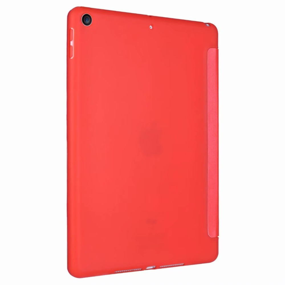 Tri-fold iPad For Cover Tablet For Ipad TPU Case light Smart Soft 10 Case 10.2 Slim 2