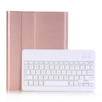 For iPad 2 iPad 3 4 Tablet Bluetooth USA Keyboard and Tablet Leather Protective Case Anti Scratch Shockproof Bag Coque Fundas