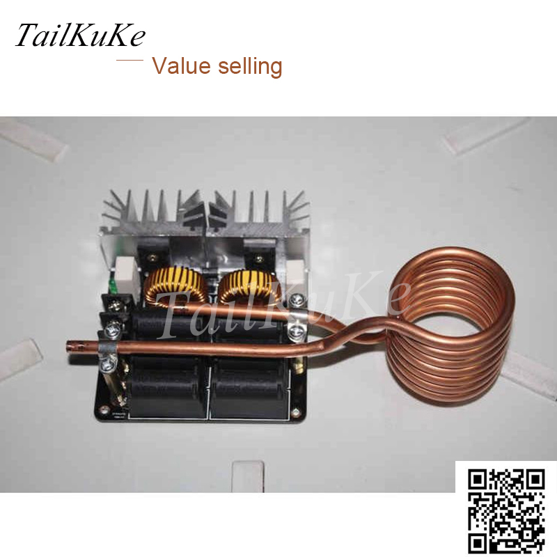 High Furnace Heater Medium  Furnace ZVS Frequency Quenching Frequency High Heater No ZVS Induction Frequency Quenching Head