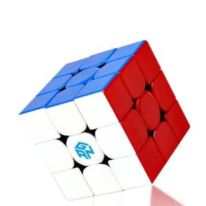 Image 4 - لعبة مجسم سريعة سحرية من Gan356R S 3x3x3 لعبة مكعب الجان احترافية بدون ملصقات Gan356 RS 3x3 مجسم v2 gan 356RS ألعاب الألغاز Gan 356 R S