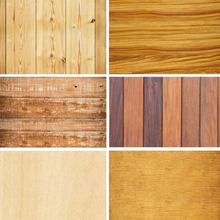SHENGYONGBAO Vinyl Custom Photography Backdrops Wooden Planks Theme Background 200526HQ-002