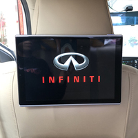 Car Android Headrest Monitor For Infiniti Q70L QX QX50 QX60 QX70 QX80 Q50L Rear Seat Entertainment System 11.8 Inch Screen 2PCS|Car Monitors| |  -
